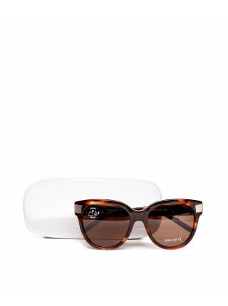 Солнцезащитные очки Nina Ricci коричневые