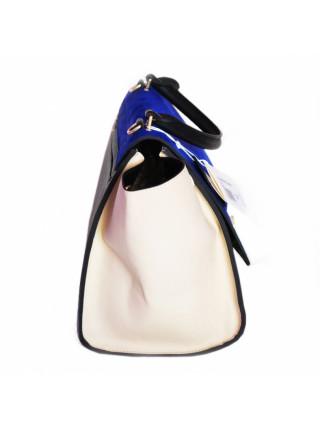 Портфель женский Celine трехцветный