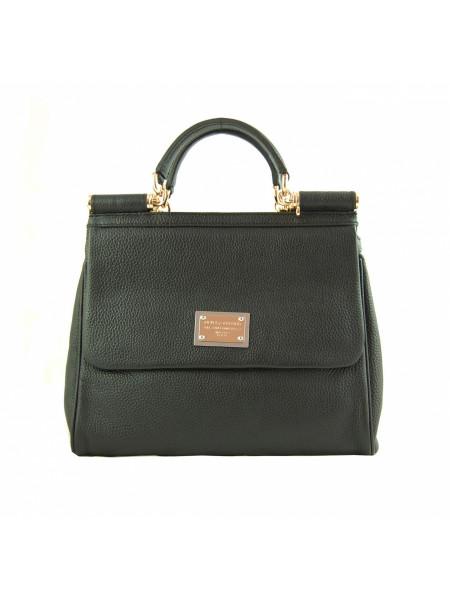Портфель женский Dolce & Gabbana черный