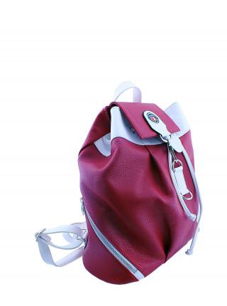 Рюкзак женский Ecco красный