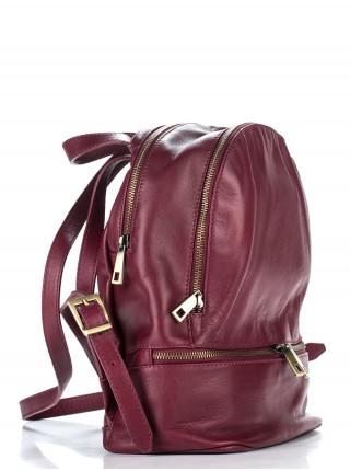 Рюкзак женский Celine бордовый