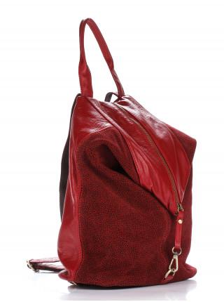 Рюкзак женский Balenciaga красный