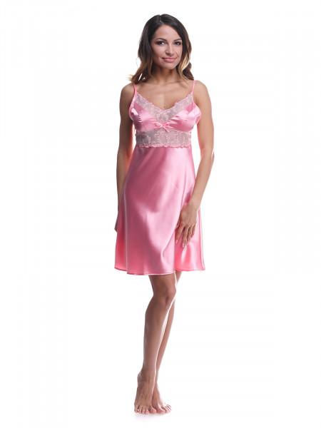 Сорочка женская Accessories розовая