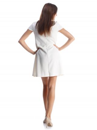 Платье Furla белое