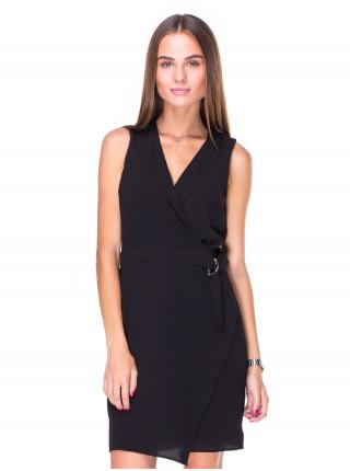 Платье Furla черное