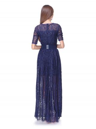 Платье Lacoste синее