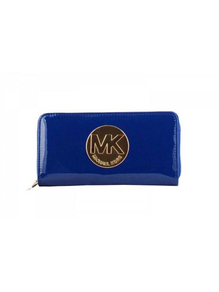 Кошелек женский Michael Kors синий