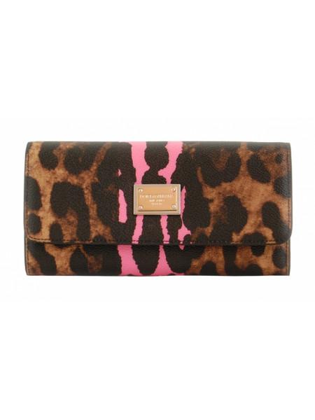 Кошелек женский Dolce & Gabbana цветной