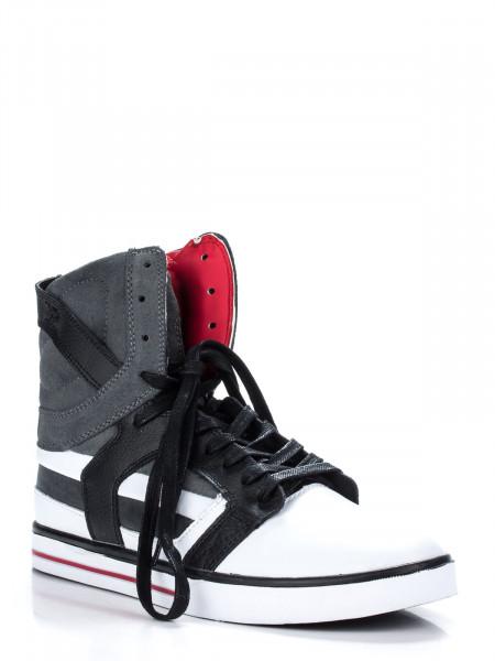 Кроссовки мужские Skechers черно-белые