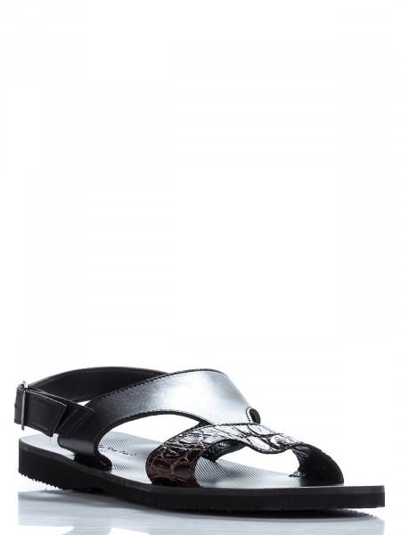 Сандалии мужские Lacoste черные
