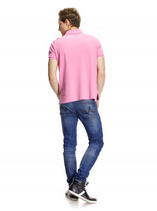 Поло мужское Savage розовое