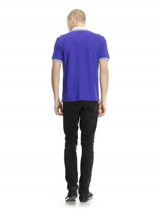 Поло Armani Jeans синее
