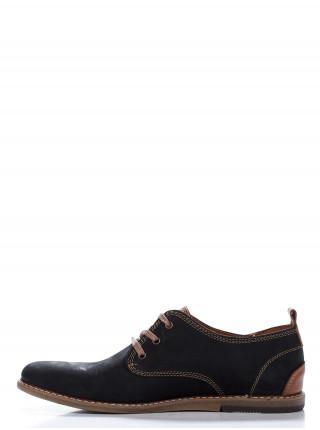 Туфли мужские Timberland черные