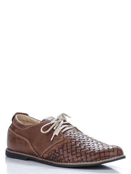 Туфли мужские Ecco коричневые
