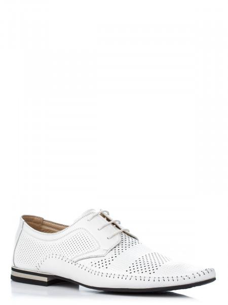 Туфли мужские Geox белые