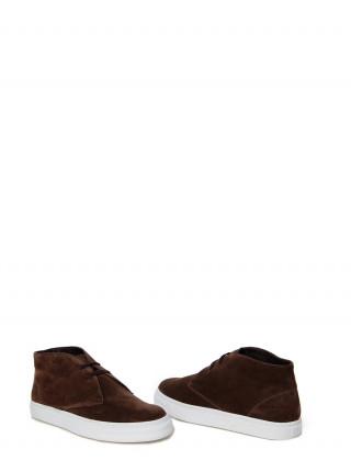 Ботинки мужские Ecco коричневые