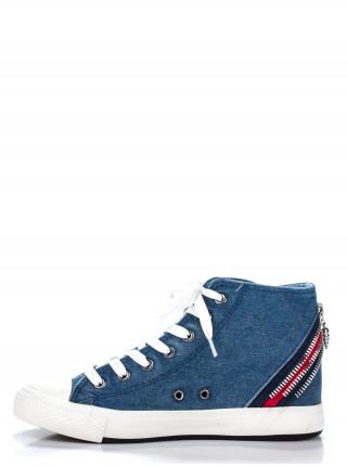 Кеды мужские Adidas синие