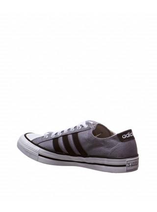 Кеды Adidas серого цвета