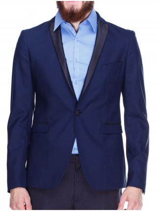 Пиджак Lanvin темно-синий