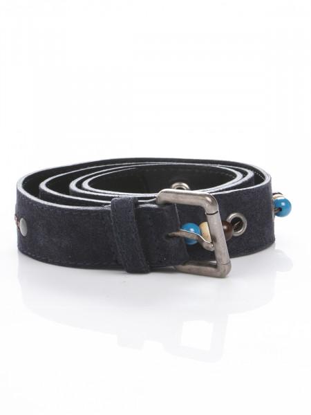 Ремень Accessories темно-синий