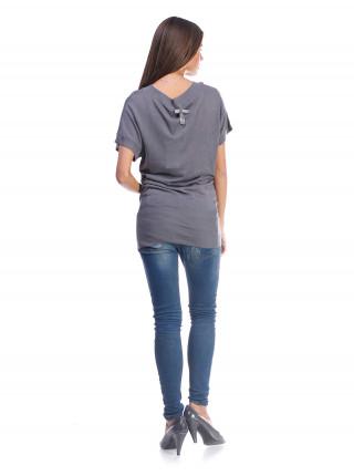 Туника женская Armani Jeans серая