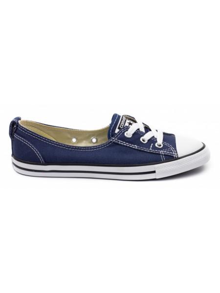 Кеды женские Converse синие