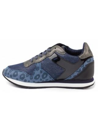 Кроссовки женские Tommy Hilfiger синие