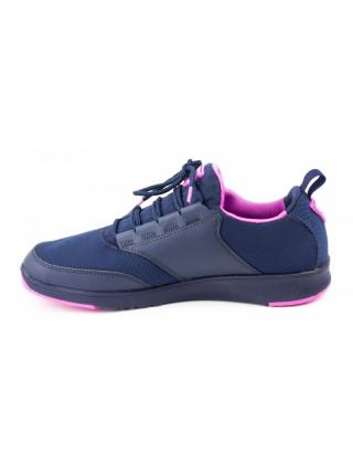 Кроссовки женские Lacoste синие