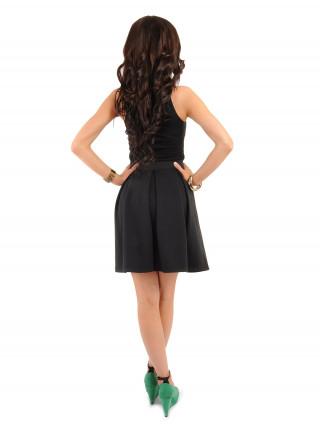 Юбка Lacoste черная