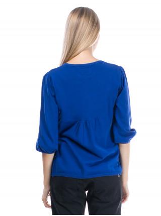 Кофта женская Lanvin синяя