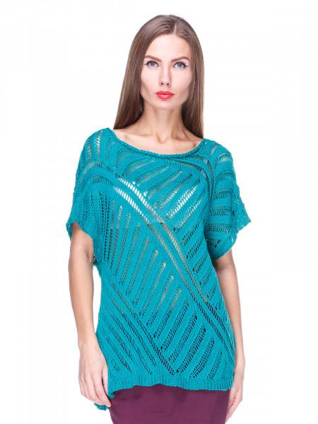 Джемпер женский Louis Vuitton зеленый