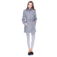 Пальто женское Lanvin серое