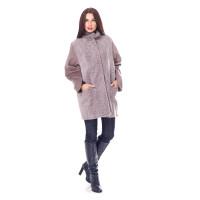 Пальто женское Lacoste бежевое