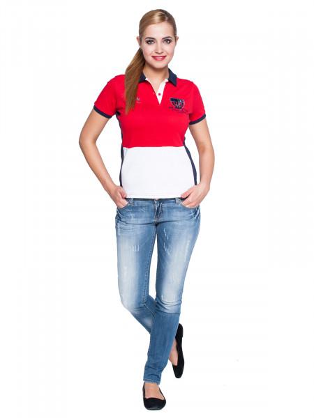 Поло женское Armani Jeans мод. 32265