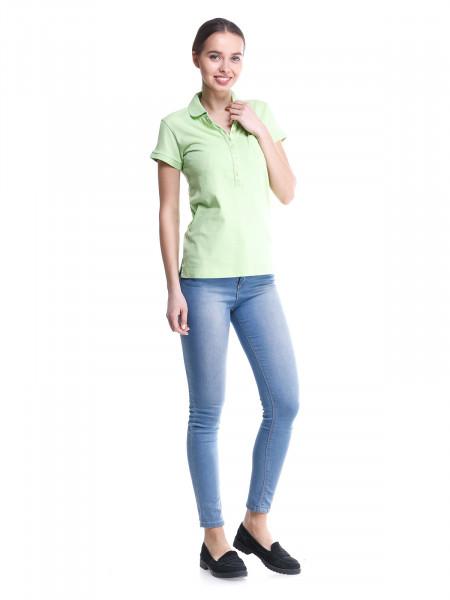 Поло женское Armani Jeans мод. 32285