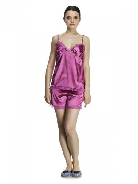 Пижамный комплект Accessories фиолетовый