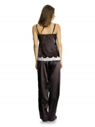 Пижамный комплект Accessories черный